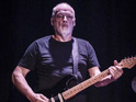 David Gilmour of Pink Floyd joined Ben Watt and Bernard Butler on stage at the Islington Assembly Hall in London