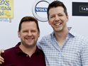 "Sean Hayes has been engaged ""for quite some time""."