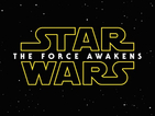 US cinemas will play the first promos from Star Wars: The Force Awakens.