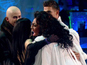 Alison Hammond gets giggly during Strictly