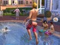 The Sims 4 update adds swimming pools