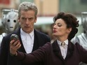"Actress says she ""got to have a little fun"" with Missy in series 9's opening two-parter."