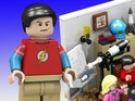 The Lego set will recreate Leonard and Sheldon's living room.