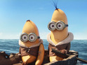 The minions have now joined the ranks of other billion-dollar animation hits Frozen and Toy Story 3.