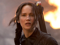 The third installment in the Hunger Games series takes $123m.