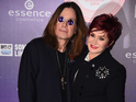 MTV Europe Music Awards, Sharon Osbourne; Ozzy Osbourne