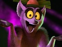 The three-minute countdown features the dancing lemurs from the Netflix series.