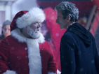 Peter Capaldi, Jenna Coleman and Nick Frost star in 'Last Christmas'.