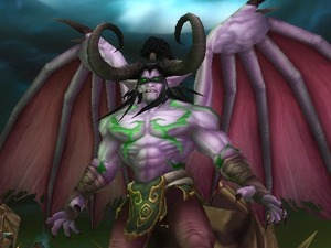 World of Warcraft: Illidan (Black Temple Raid)