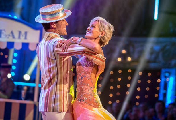 Strictly Come Dancing, Judy Murray and Anton Du Beke