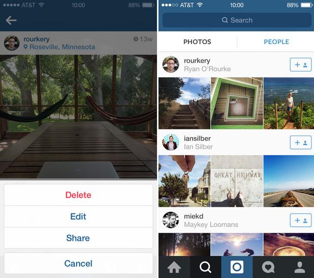instagram unveils minor update with option to edit typos