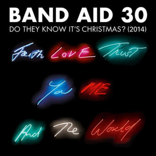 Band Aid 30 artwork
