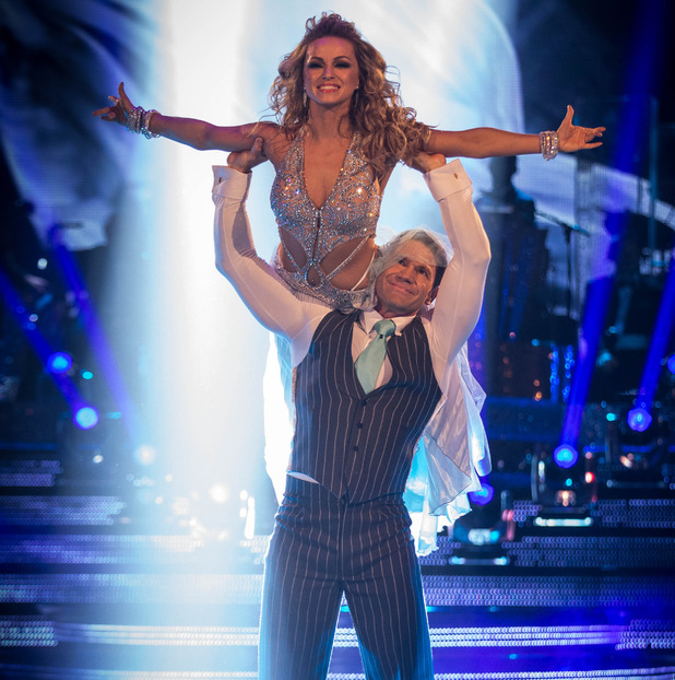 Strictly Come Dancing, Steve Backshall and Ola Jordan