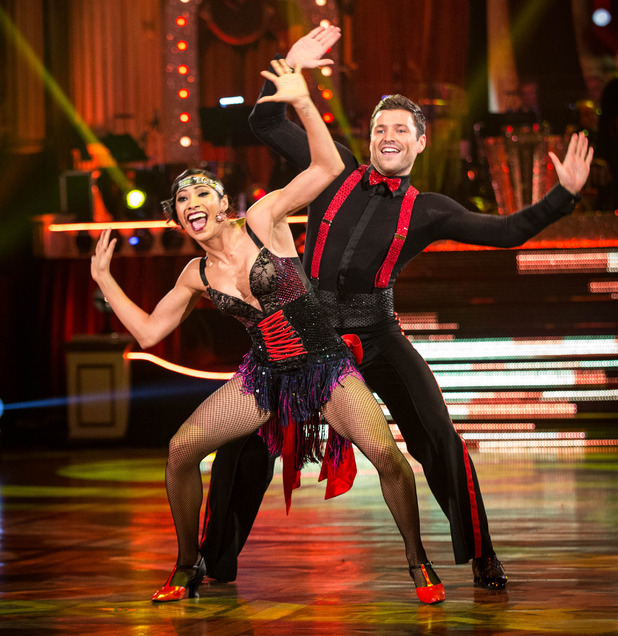 Strictly Come Dancing, Mark Wright and Karen Hauer