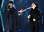 Jessie J, Jennifer Hudson sing 'Titanium'