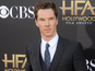 Benedict Cumberbatch coy on Doctor Strange