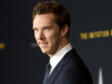 "Benedict Cumberbatch attends a special screening of ""The Imitation Game"" at the DGA Theater"