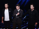 The X Factor Results, Jay James, Dermot O' Leary, Stevi Richie,