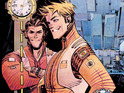 The pair are bringing Chrononauts to Image Comics.