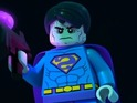 Warner Bros offers a first look at Lego Justice League vs Bizarro League.
