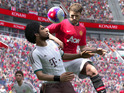 Lacking off the pitch, PES 2015 lets its football do the talking.
