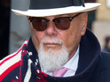 Gary Glitter appears at Southwark Crown Court on November 11, 2014