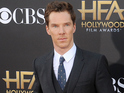 """We're not representative enough in our culture,"" Cumberbatch says of Britain."