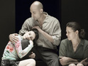 Mark Strong and Nicola Walker star in the Arthur Miller adaptation.