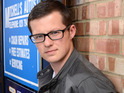 Fans saw a new side to Walford's Ben Mitchell on Wednesday morning.