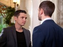 Newcomer Shane arrives and threatens Cameron next week.