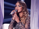Lauren Platt is suffering with a bad cold - will she make it to the stage?