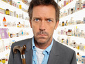 Hugh Laurie in House promo image