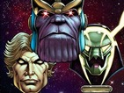 Jim Starlin continues his Thanos trilogy in The Infinity Relativity
