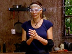 I'm a Celebrity: Melanie Sykes tackles Hell's Kitchen Bushtucker trial