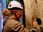 I'm a Celebrity: Kendra Wilkinson takes on the Catacomb of Doom