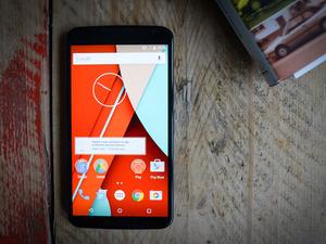 The Nexus 6