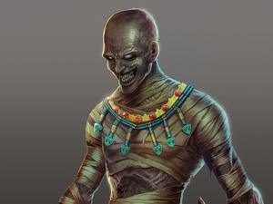 Kan-Ra from Killer Instinct on Xbox One