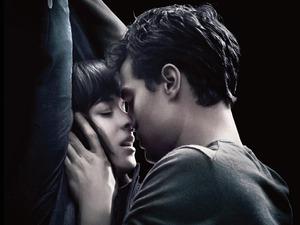 Fifty Shades of Grey movie tie-in edition by EL James