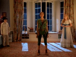 Allison Williams in Peter Pan Live!