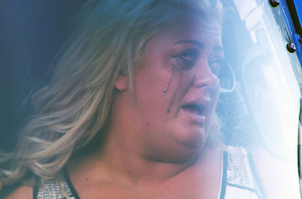 I'm a Celebrity: Gemma Collins freaks out before ...