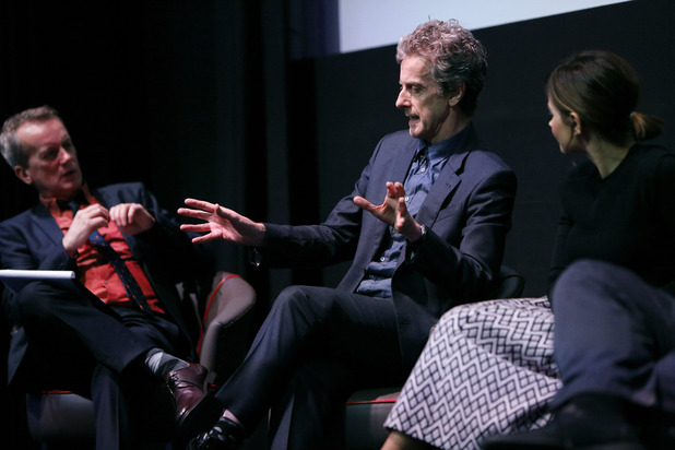 Doctor Who series 8 DVD launch
