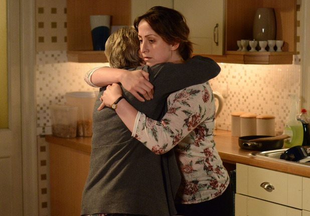 When Sonia realises how worried her mum is, she tells her where she's been