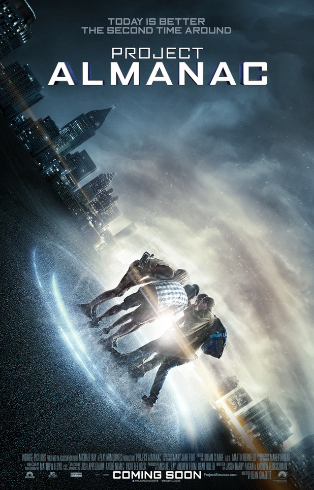 Film Project Almanac 2015