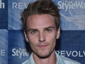Riley Smith is playing a charismatic musician in the comedy-drama pilot.