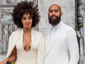Solange Knowles ties the knot in a small ceremony on Sunday (November 16).