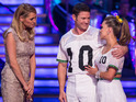 The X Factor rises from Saturday's live show to over 7.7m on ITV.
