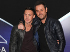 Danny Dyer asks Kirk Norcross to be his son's godfather
