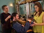 Coronation Street was ahead in the soap ratings on Monday.