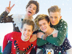 Premiere: The Vamps unveil new Christmas song 'Hoping for Snow'