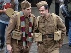 Dad's Army: Pike actor Ian Lavender 'shocked' by Blake Harrison's scarf